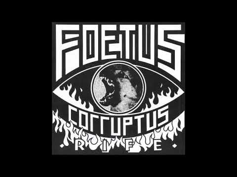 Foetus Corruptus - English Faggot / Nothing Man (Rife)
