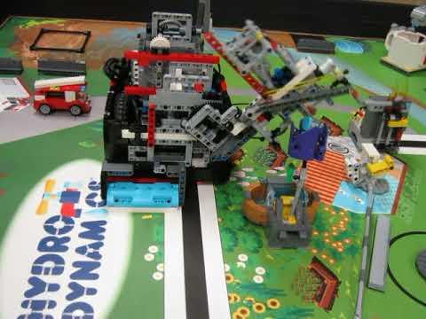 Ctrl-Z Hydro Dynamics Robot 420 points in 2 5 minutes