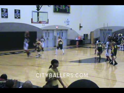 Detroit Community Girls high school Basketball 19-0
