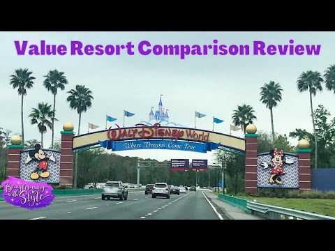 Resort Review: Walt Disney World Value & Moderate Resorts  beingmommywithstyle