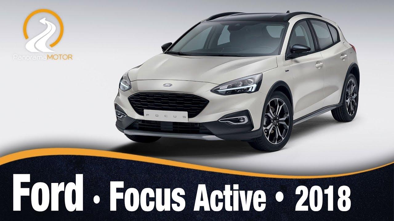 Ford Focus Active 2018 Prueba Test Analisis Review En