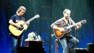 "HD VERSION "" Sister "" Dave Matthews, Tim Reynolds, McCaw Hall, Dec 6, 2010"