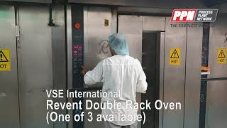 Revent Double Rack Oven (One of 3 available)