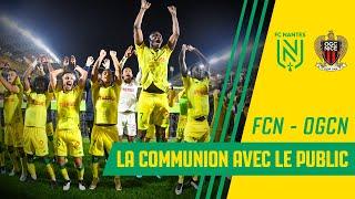 FC Nantes - OGC Nice : la communion