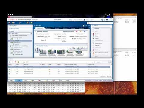 Oracle EM OC Solaris And SPARC Virtualization
