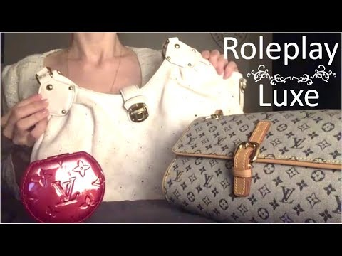 {ASMR} ROLEPLAY LUXE