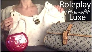 {ASMR} ROLEPLAY LUXE * whispering * chuchotements * ASMR français