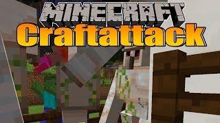 Es funktioniert! Villagerfarm! - Minecraft Craftattack 3 Folge #34