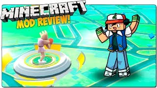 ¡POKEMON GO EN MINECRAFT! POKEMOD GO MOD MINECRAFT 1.9.4 y 1.10.2 ESPAÑOL | MINECRAFT MODS