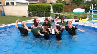 Cold Water Challenge 2. DAMENKOMPANIE Wittingen!