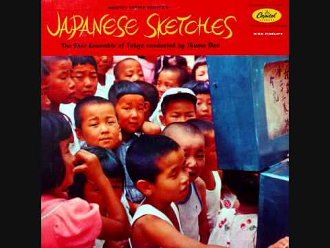 Japanese Sketches - Conducted by Ikuma Dan (Vinyl Rip)