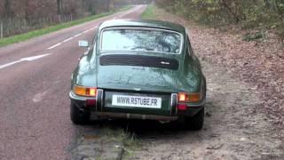 Porsche 911 2,4l S - Scart Racing