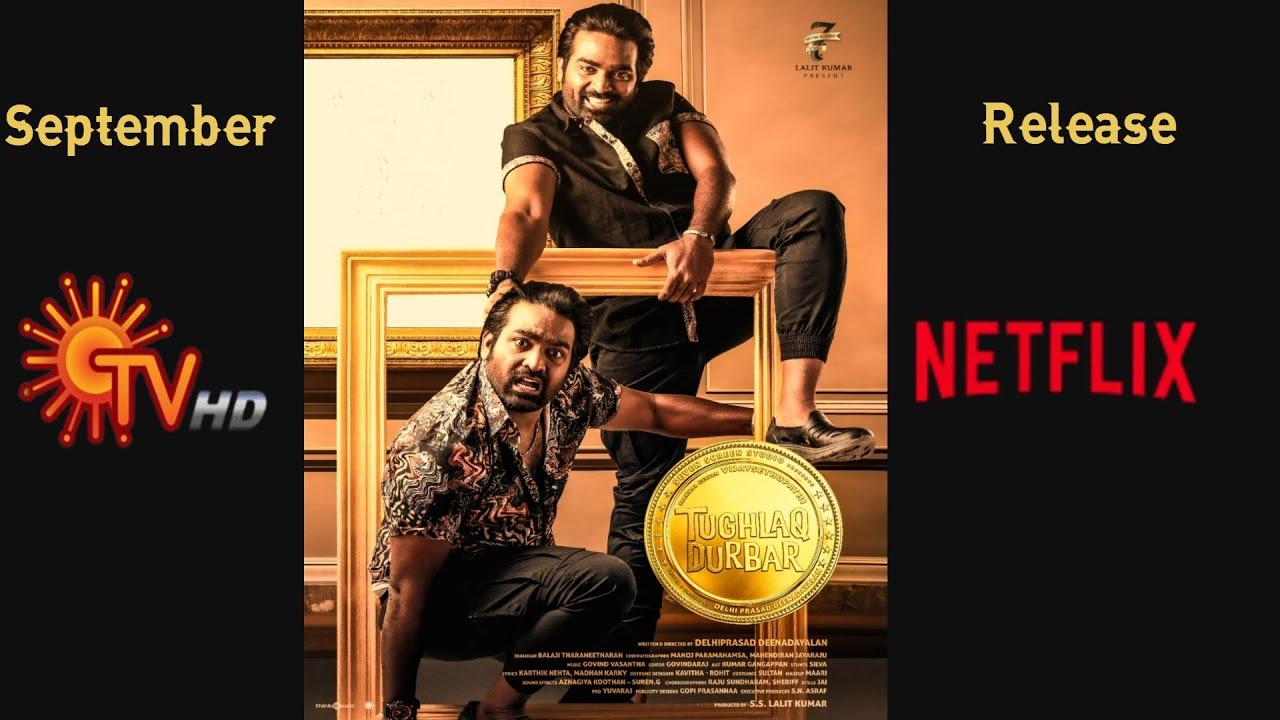 Download Tughlaq Durbar - Official Release date | Vijay Sethupathi | Raashi  | Manjima Mohan | R. Parthiban