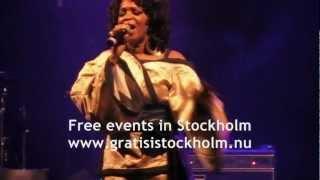 Barbara Tucker - Most Precious Love, Live at Stockholms Kulturfestival 2(2)