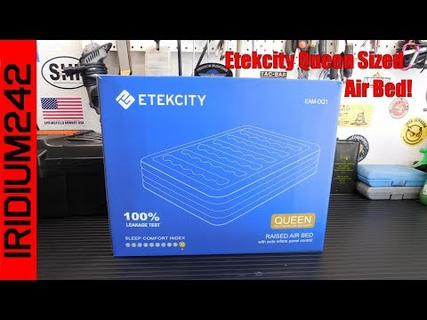 Etekcity Queen Sized Air Bed