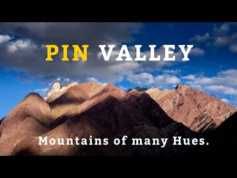 Pin Valley | Medley of Hues | Timelapse