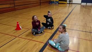 Jump rope lesson for Kindergarten