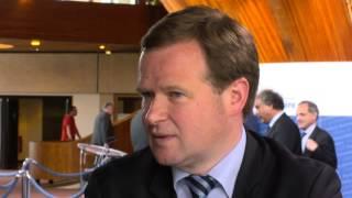 PACE, Mediabox -  Frank Schwabe (Germany , SOC) on human rights violations in Azerbaijan