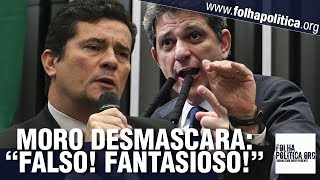 Senador petista fala absurdo e é desmascarado por Sergio Moro: 'Falso. Fantasioso! Loucura!' thumbnail