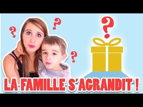 Notre FAMILLE S'agrandit ! Vidéo Bonus Angie Maman 2.0