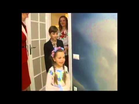 Сучасна дитяча кімната з ліжками Сом`є від Венето у програмі Майстри Ремонту!