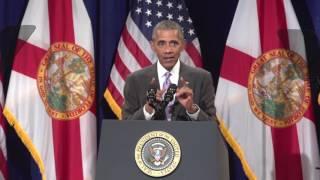 President  Obama  MDC Speech