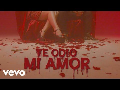 Смотреть клип Chacal Ft. Yulien Oviedo - Te Odio Mi Amor