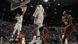 Auburn overcomes poor shooting to defeat College of Charleston, 62-58