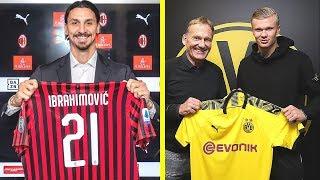 Football Transfer News 2020 | #4