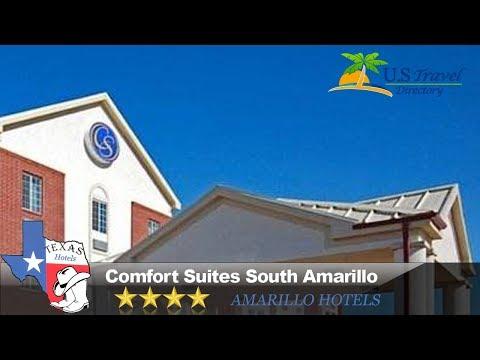Comfort Suites South Amarillo - Amarillo Hotels, Texas