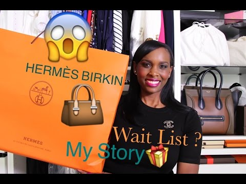 "fake birkin bags for sale - Hermes ""Birkin"" Unboxing and Review (5 Colors) - YouTube"