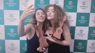 Baixar Anavitória recebe prêmios da NOVABRASIL FM  | 11.04.2018