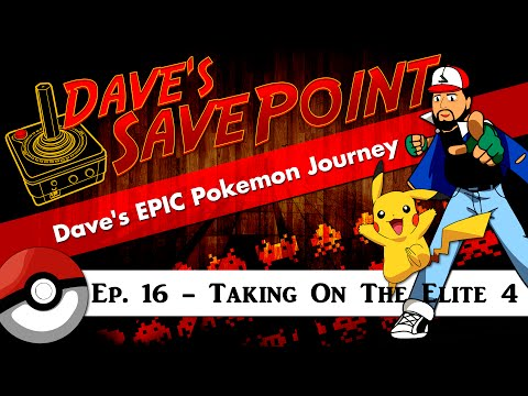 Dave's EPIC Pokemon Journey GRAND FINALE - Gary Goes Down!