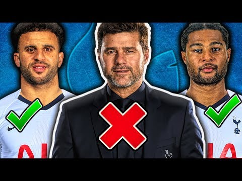 POCHETTINO *SACKED* CHALLENGE! FIFA 20 Career Mode
