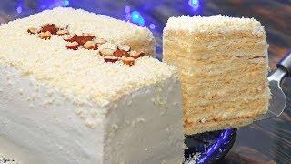 5 Вкусных Тортов за 30 минут Торт на Новый год Кулинарим с Таней