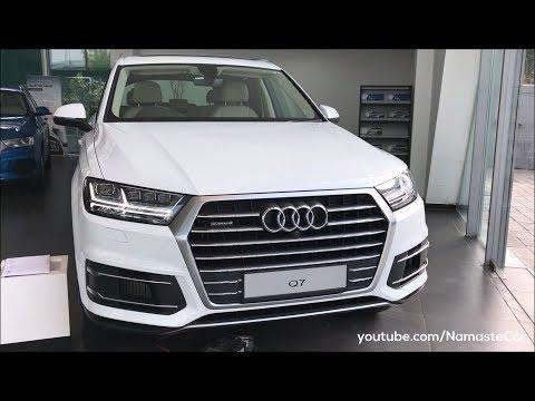 Audi Q7 4M 45 TDI 2017 | Real-life review