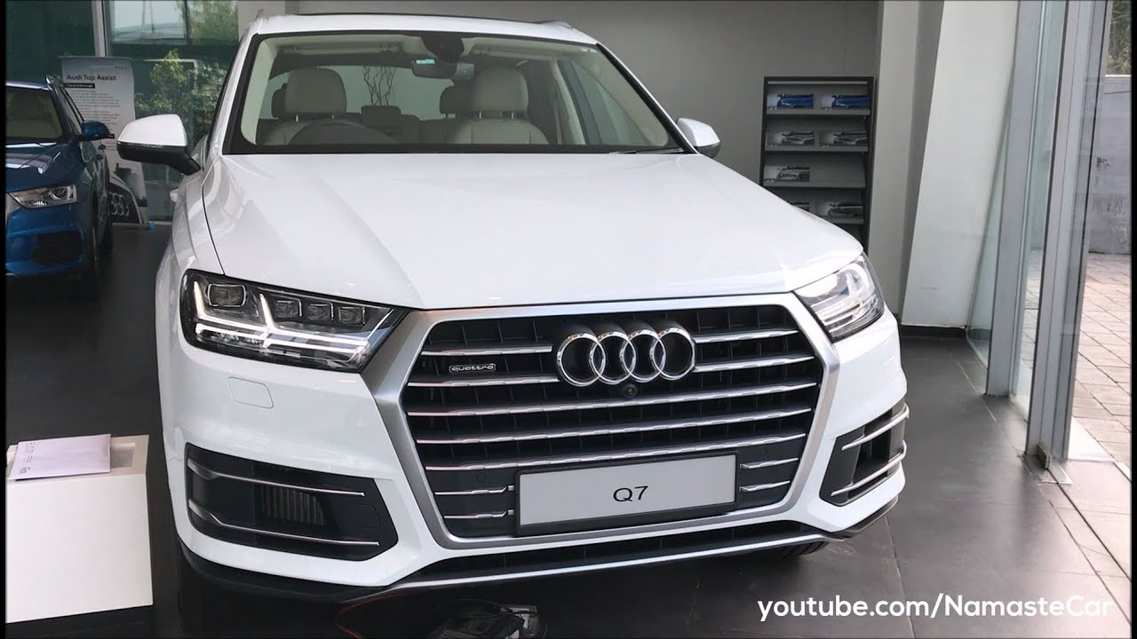 Audi Q7 4m 45 Tdi 2017 Real Life Review Youtube