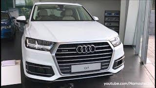 Audi Q7 4M 45 TDI 2017   Real-life review