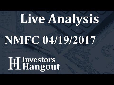 NMFC Stock Live Analysis 04-19-2017