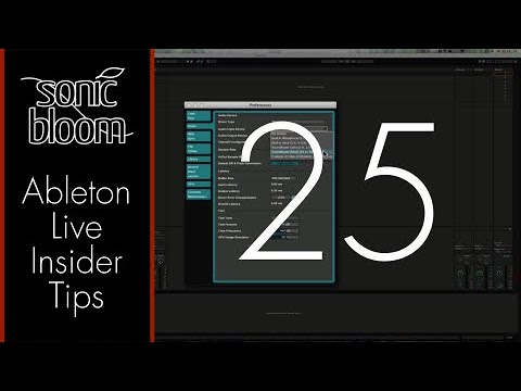 Ableton Live Insider Tip – Routing Audio from Any Software into Live