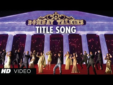 Apna Bombay Talkies Title Song (Video) | Aamir Khan, Madhuri Dixit, Akshay Kumar & Others