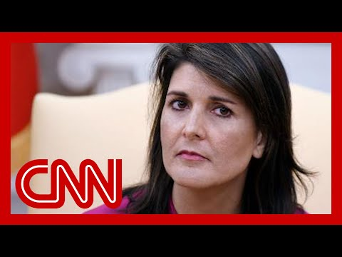 'Trump let us down': Nikki Haley criticizes Trump in Politico interview