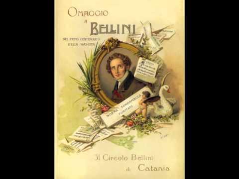 Saverio Mercadante  OMAGGIO A BELLINI Sinfonia