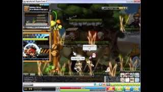 [Maplestory] Resistance:WH Exploding Arrows