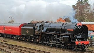 Great Central Railway - Winter Steam Gala - 25th January 2014