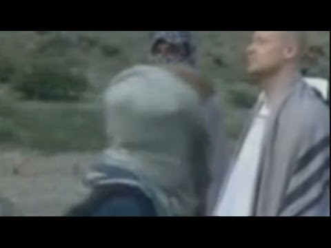 Taliban releases video of Bowe Bergdahl handover