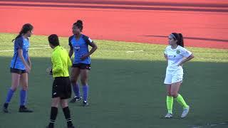 Girls Soccer: 2017 Real So Cal vs Lamorinda SC
