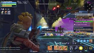 Storm Shield Defense Bold Peaks 9 in Solo Level 126 Fortnite Save the World