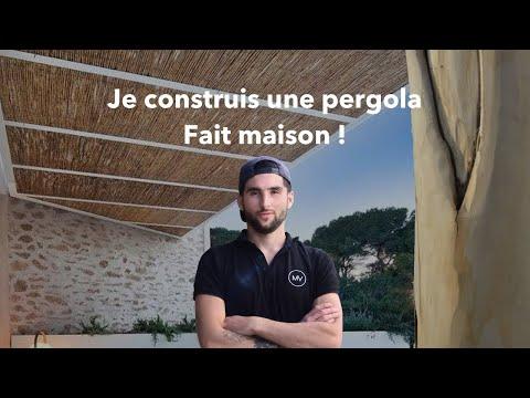 """Je Construis Une Paillote ! """"Fais Maison"""" #ECODDS EP 7"""