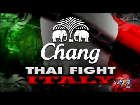 Thai Fight Italy Full All Fights 27 May 2017